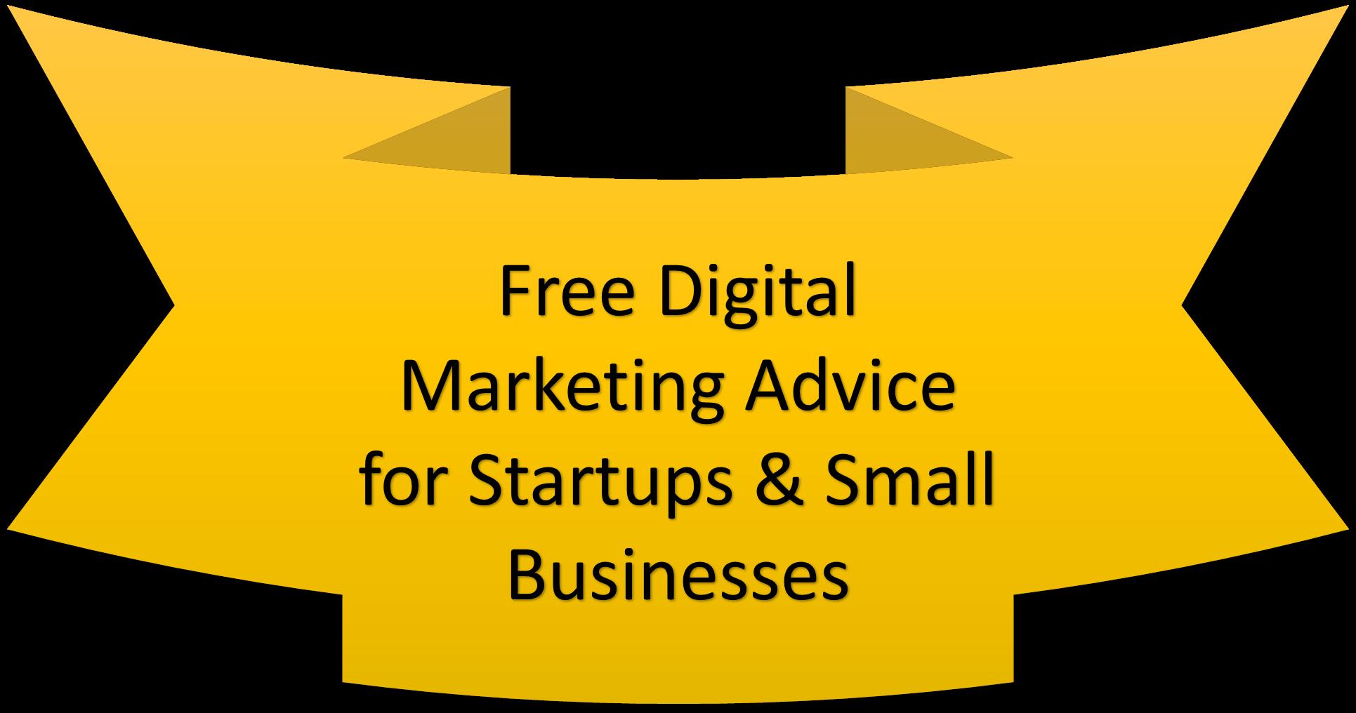 free digital marketing advice