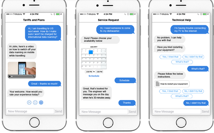 questions to ask your chatbot supplier