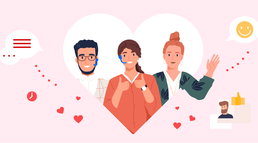 6 Ways to Show Love for Your Customers This ❤ Valentine's Day ❤ -
